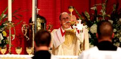 More than 12,000 Catholics from across the Diocese of Charlotte converged on the Charlotte Convention Center for the eighth-annual Eucharistic Congress Sept. 21-22 – another record crowd that easily topped last year's record-setting attendance of more than 11,000.