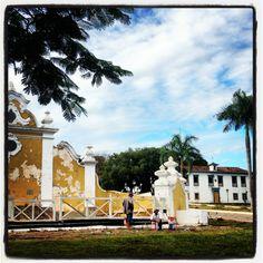 Centro Histórico da Cidade de Goiás em Goiás, GO