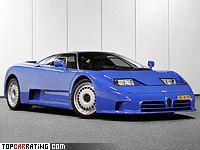 Bugatti EB 110 GT 3.5 litre V12 AWD 1992