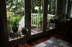 Mary Edna Fraser's house & studio in Charleston / photo by Olivia Rae James