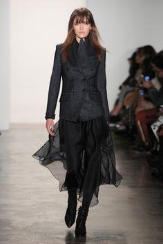 Marissa Webb at New York Fashion Week Fall 2015   Stylebistro.com