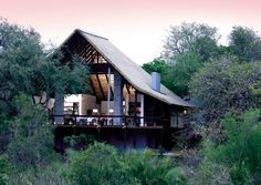 Top Five Lodges in Sabi Sands Game Reserve South Africa