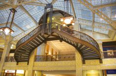 The Rookery Building. Chicago. Photo by Jamie McCaffrey.