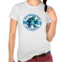 Big Monster on Campus t-shirts