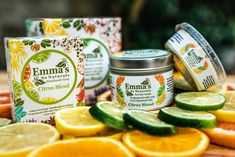 EMMA'S SO NATURALS - Stand Autumn Gift & Home Fair - August 2018 Emma's So Naturals eco-soy candles are handmade in Ireland and are naturally and delicately fragranced using Emma's own inspired pure essential oil blends. Vegan Candles, Soy Candles, Natural Essential Oils, Essential Oil Blends, Aromatherapy Benefits, Citrus Oil, Natural Candles, Vegan Soap, Orange Oil