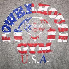 thesupergymLimited amount of Patriotic shirts left. #powerhousegymusa