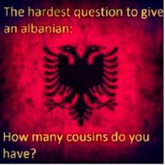 Albanian family
