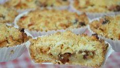 Basisrecept kruimeldeeg - Carola Bakt Zoethoudertjes Cake Recept, Apple Crumble Pie, High Tea, Muffin, Cakes, Breakfast, Healthy, Sweet, Food