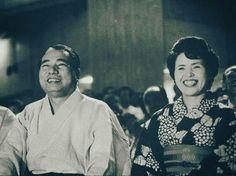 Daisaku Ikeda and Kaneko Ikeda