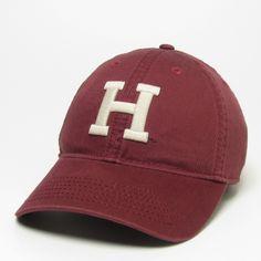 41e3f2db520bf Harvard Varsity Letter washed twill hat