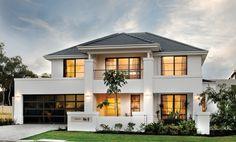 Opus Display Home elevation