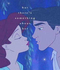 cancion de kiss the girl: