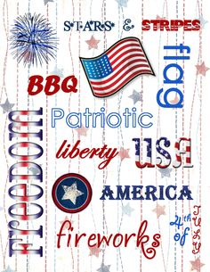 4TH OF JULY!!!!!!!!!   can't wait!!!  my fave holiday :)  ..i'm thinking this year is gonna rank right up there with the best everrrr!!!!!!