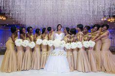 Ezinne & Uchenna - Nigerian Wedding in Houston, Texas, USA - Dure Events - BellaNaijaWedding-552