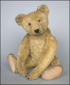 Old Teddy Bears, Antique Teddy Bears, Steiff Teddy Bear, Brown Teddy Bear, Boyds Bears, Antique Toys, Vintage Toys, Kitsch, Love Bears All Things