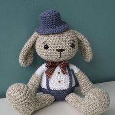 Long-ear Rabbit – pattern