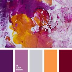 Color Palette Color Palette Farben 01 (Colors – NO PIN LIMITs) The palette strikes with its play of colors and color combinations. Everything is very rich, but not annoying. Mixed together shades. Purple Color Palettes, Colour Pallette, Colour Schemes, Color Patterns, Color Combos, Purple Palette, Maroon Color Palette, Lavender Color Scheme, Gold Color Scheme