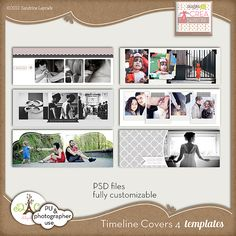 facebook timeline covers templates 4