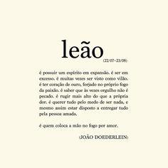 Poema+Leão