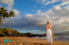 #Mauibride #beachweddings Maui Beach, Wedding Photography Inspiration, Photo Ideas, Wedding Photos, White Dress, Bride, Collection, Dresses, Fashion