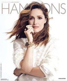 Rose Byrne, photographed by Mike Rosenthal for Hamptons Magazine, July Rose Byrne Style, Mary Rose Byrne, Rashida Jones, Old Actress, Glamour Photography, Celebrity Pictures, The Hamptons, Dreadlocks, Actresses