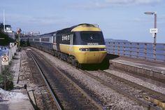 Class 43 at Dawlish.