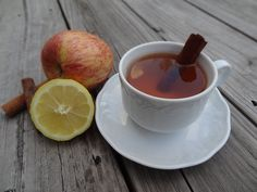 ... Caramel Apple Sangria and Sparkling Apple Cinnamon Tea hot or cold
