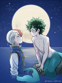 Gay Ships Picture Book (Yaoi & Yuri) - Todoroki x Deku pt. My Hero Academia Episodes, My Hero Academia Memes, Hero Academia Characters, Boku No Hero Academia, My Hero Academia Manga, Cute Anime Guys, Anime Love, Fanarts Anime, Manga Anime