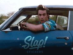 Slap! Stickers by Shaun Moynihan for Slap! Stickers