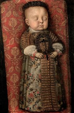 History of fashion — 1653 Unknown artist - Moritz von Sachsen-Zeitz. Anne Of Denmark, Creepy Kids, Creepy Children, Renaissance Portraits, Post Mortem Photography, Memento Mori, Art History, Asian History, Tudor History