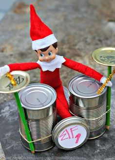 101 Elf on the Shelf Ideas for When Your Brain Is Completely Elfed Out