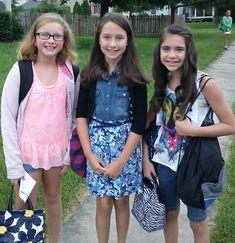 Apologise, 6th grade school girls