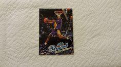 1997-98 Ultra Los Angeles Lakers Kobe Bryant single basketball card