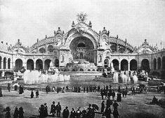 L'Exposition Universelle de 1900 - Lieux dans Paris