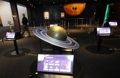 Boston planetarium reopens after $9M renovation ... Hayden Planetarium, Boston Museums, Science Museum, Home Decor, Decoration Home, Room Decor, Home Interior Design, Home Decoration, Interior Design