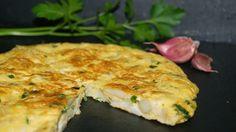Tortilla de pescado