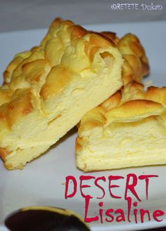 Dukan cheese and eggs cake Dukan Diet Recipes, Low Carb Recipes, Cooking Recipes, Healthy Recipes, Cake Recipes, Dessert Recipes, Weight Loss Diet Plan, Food Cakes, I Foods