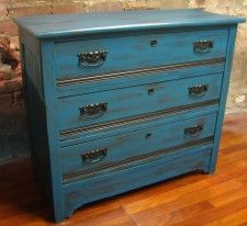 Pine Dresser DIY Refacing