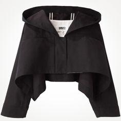 MM6 By Maison Martin Margiela / Cropped Jacket