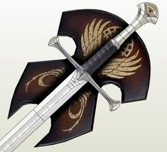 Got Lannister Sword Replica With Plaque Dependable Performance Knives, Swords & Blades