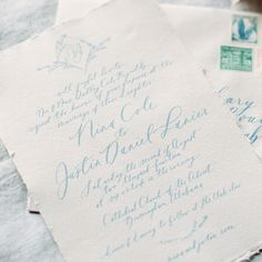 calligraphy and design by abany bauer -- photo by ryan ray