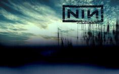 Nine Inch Nails logo-not nice to do to someone who is dislexic-can't figure out which side is wrong
