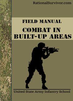 COMBAT IN BUILT-UP AREAS - Rational Survivor has been putting together Digital Downloads for the Prepper