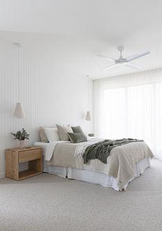Room Ideas Bedroom, Bedroom Inspo, Home Bedroom, Modern Bedroom, Master Bedroom, Airy Bedroom, Contemporary Bedroom Decor, Guest Bedrooms, Bedroom Carpet