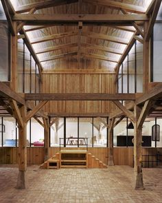 German barn conversion by Thomas Kroger Architekt, photo by Thomas Heimann | Remodelista