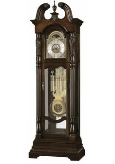 611-046 Lindsey, Howard Miller Grandfather Clock