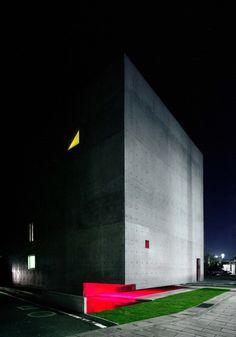Visions of an Industrial Age // Furuichi & Associates - Peace Museum, Nagasaki 2003