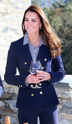 Gap shirts are a staple of Kate's wardrobe, and she has worn various designs in public, as well as this $52...