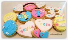 Nil Kurabiyesi: Şeyda'dan Cem'e iyi ki doğdun kurabiyeleri..