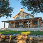River-side-ranch-home-stone-post-and-beam-custom-design